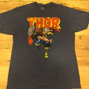 ***SOLD***Marvel The Mighty Thor T-Shirt L